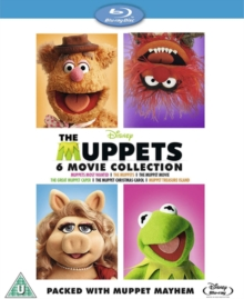 Image for The Muppets Bumper Six Movie Collection