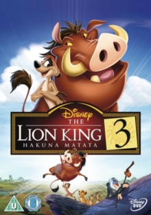 Image for The Lion King 3 - Hakuna Matata