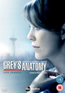 Image for Grey's Anatomy: Complete Eleventh Season