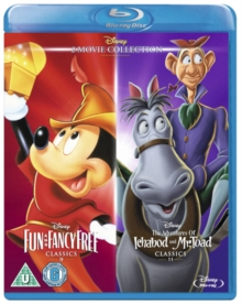 Image for Fun and Fancy Free/The Adventures of Ichabod and Mr. Toad