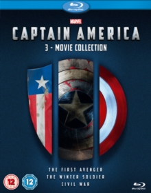 Image for Captain America: 3-movie Collection