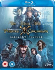 Image for Pirates of the Caribbean: Salazar's Revenge