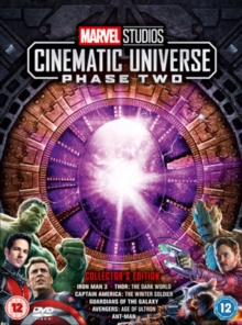 Image for Marvel Studios Cinematic Universe: Phase Two