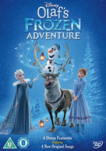 Image for Olaf's Frozen Adventure