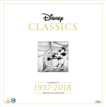 Image for Disney Classics: Complete Movie Collection 1937-2018