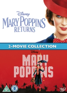 Image for Mary Poppins: 2-movie Collection