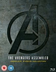 Image for Avengers: 4-movie Collection