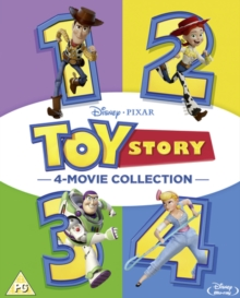 Image for Toy Story: 4-movie Collection