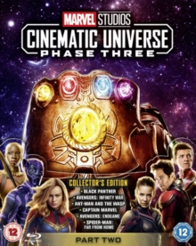 Image for Marvel Studios Cinematic Universe: Phase Three - Part Two