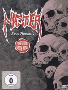 Image for Master: Live Assault