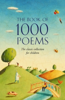 Image for The book of 1000 poems