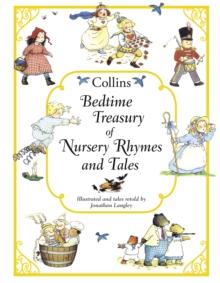 Collins bedtime treasury of nursery rhymes and tales - Langley, Jonathan