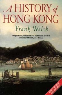 Image for A history of Hong Kong