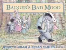 Image for Badger's bad mood