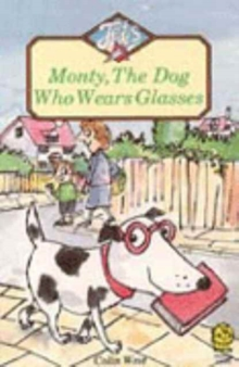 Image for Monty, the dog who wears glasses