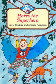 Image for Harry the superhero
