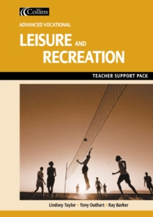 Image for Leisure and Recreation for Vocational A-level Teacher Support Pack