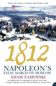Image for 1812  : Napoleon's fatal march on Moscow