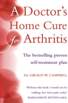 Image for A doctor's home cure for arthritis