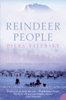 Image for Reindeer people  : living with animals and spirits in Siberia