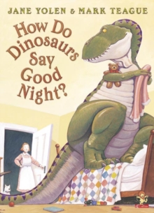 Image for How do dinosaurs say good night?