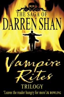 Image for Vampire rites trilogy  : the saga of Darren Shan