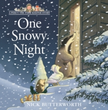 One snowy night - Butterworth, Nick