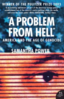 Image for A problem from hell  : America and the age of genocide