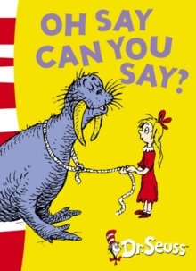 Image for Oh say can you say?