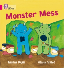 Image for Monster Mess : Band 01b/Pink B