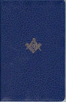 Image for Masonic Bible  : King James Version