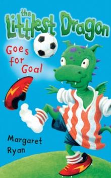 Image for The Littlest Dragon goes for goal