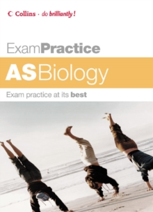 Image for AS biology  : exam practice at its best