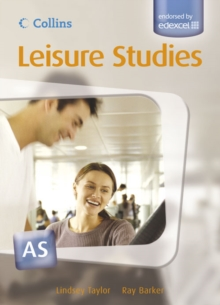 Image for Leisure studies  : AS for Edexcel