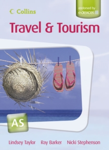 Image for Travel & tourism AS for Edexcel