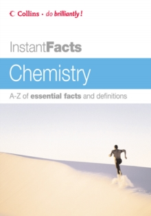 Image for Chemistry  : A-Z of essential facts and information