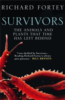 Image for Survivors  : the animals and plants that time has left behind