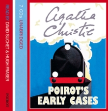 Image for Poirot's Early Cases