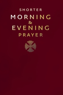 Image for Shorter morning and evening prayer