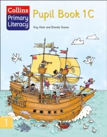 Image for Collins primary literacyPupil book 1C