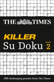 Image for The Times Killer Su Doku 2 : 100 Challenging Puzzles from the Times