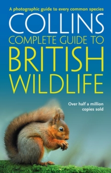 Image for Collins complete guide to British wildlife