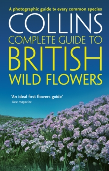 Image for Collins complete guide to British wild flowers