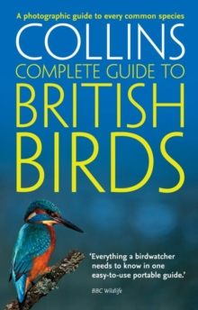 Image for Collins complete guide to British birds