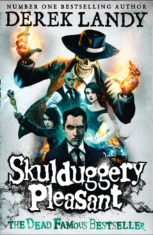 Image for Skulduggery Pleasant