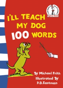 Image for I'll teach my dog 100 words