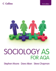 Image for Sociology AS for AQA