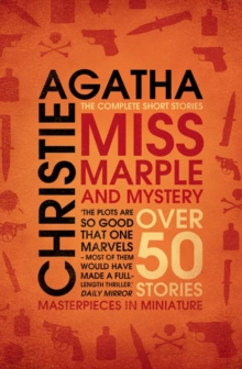 Image for Miss Marple and mystery  : the complete short stories