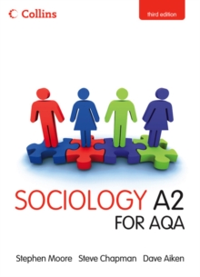 Image for Sociology A2 for AQA