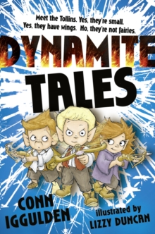 Image for Dynamite tales